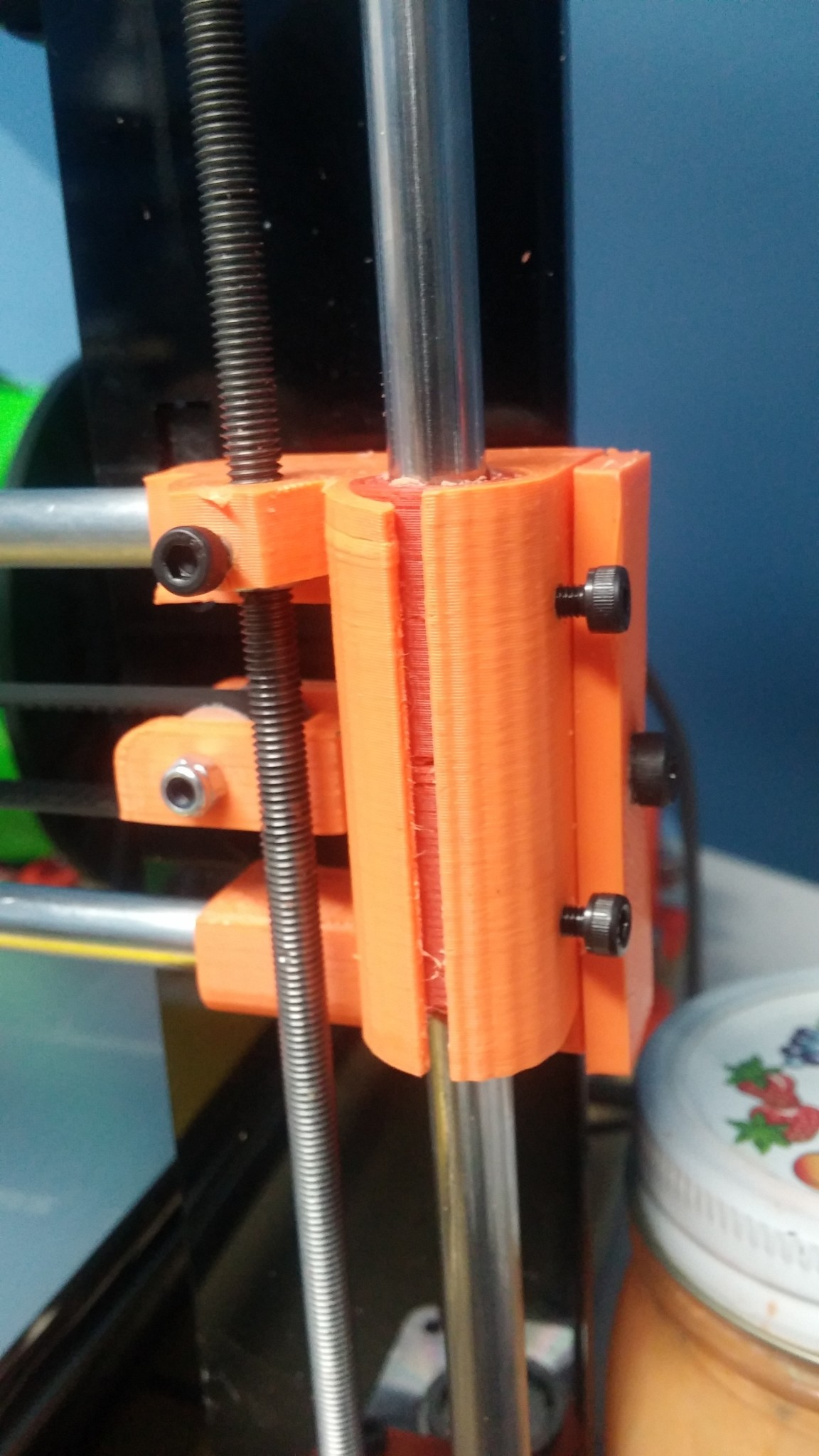 Hardening your Prusa i3 3D printer | thetazzbot's home on